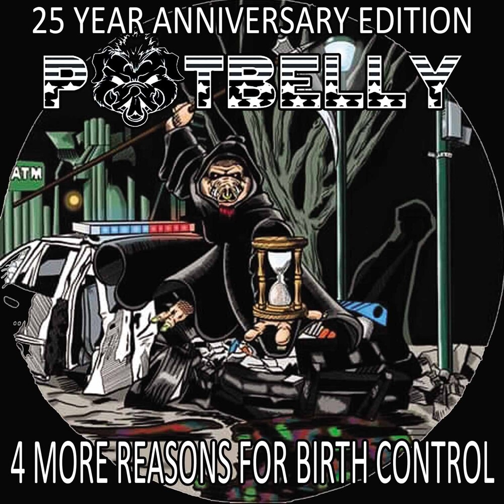 Potbelly - 4 More Reasons For Birth Control (Ep) [Limited Edition]