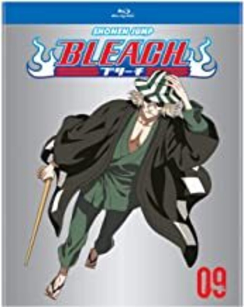 Shiro Sagisu - Bleach (Tv) Set 9 (4pc) / (Box)
