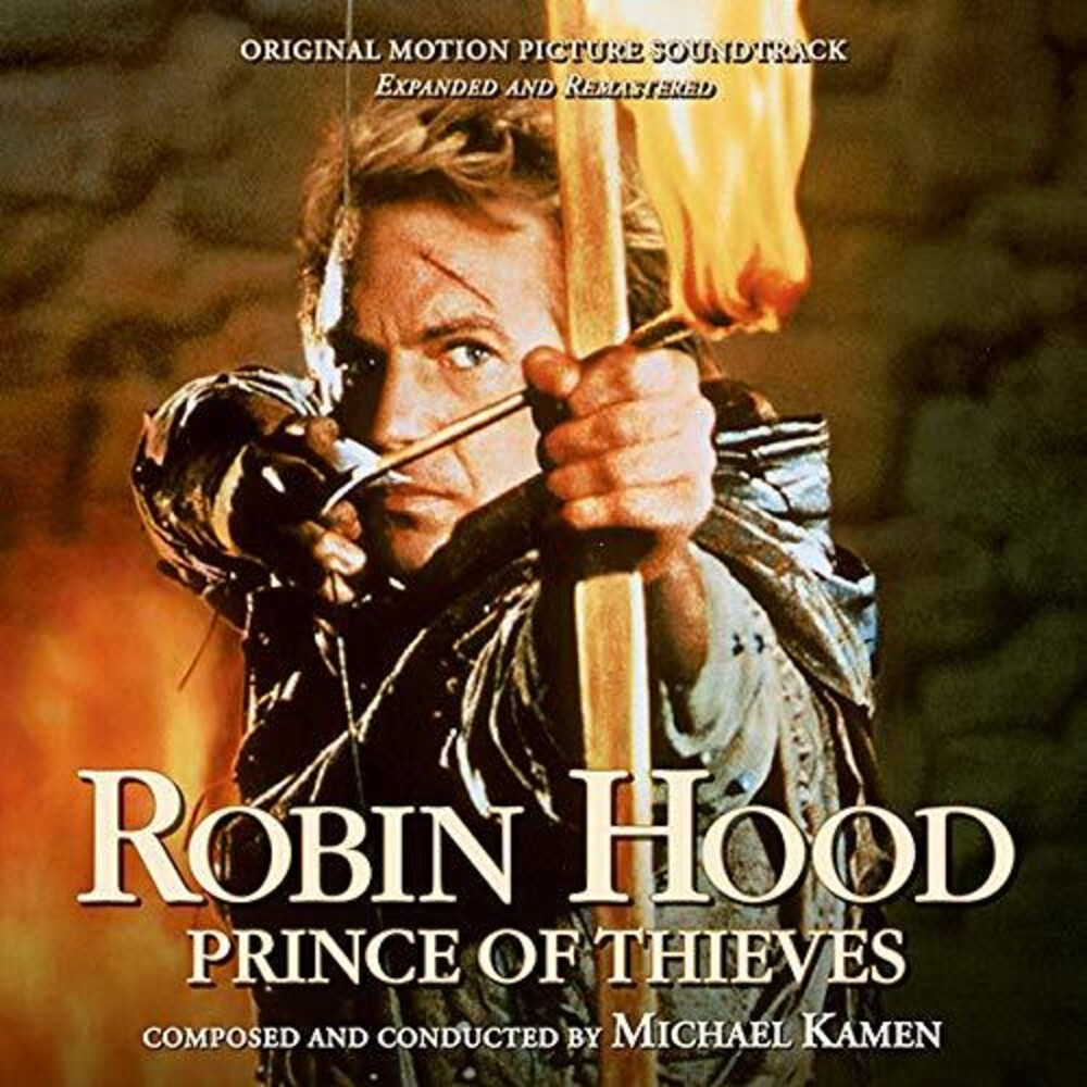 Michael Kamen Exp Rmst Ita - Robin Hood: Prince of Thieves (Original Motion Picture Soundtrack) (Expanded and Remastered)
