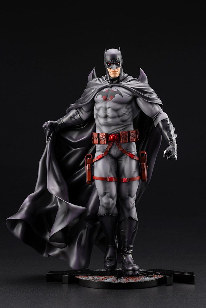 Dc Universe - Batman Thomas Wayne Artfx Statue - Kotobukiya - DC Universe - Batman Thomas Wayne Artfx Statue