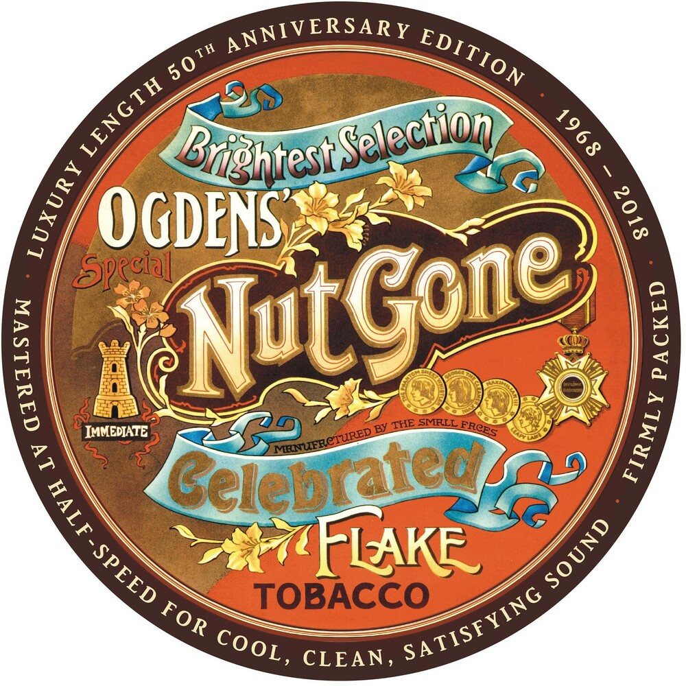 Small Faces - Ogdens' Nut Gone Flake (50th Anniversary)