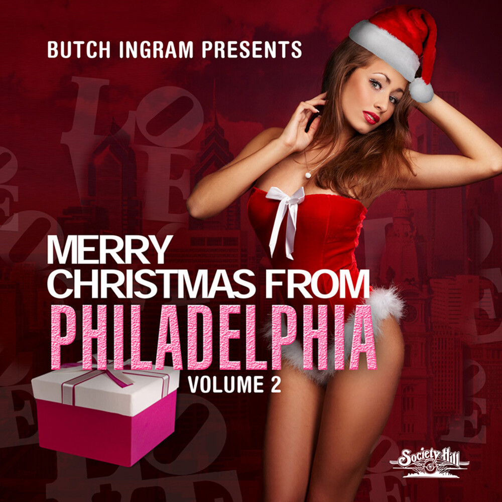 Various Artists - Butch Ingram Presents Merry Christmas (Mod)