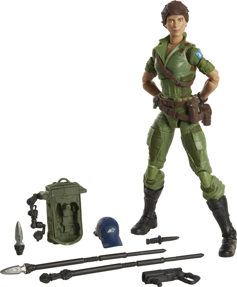 - Hasbro Collectibles - G.I. Joe Classified Series Puma