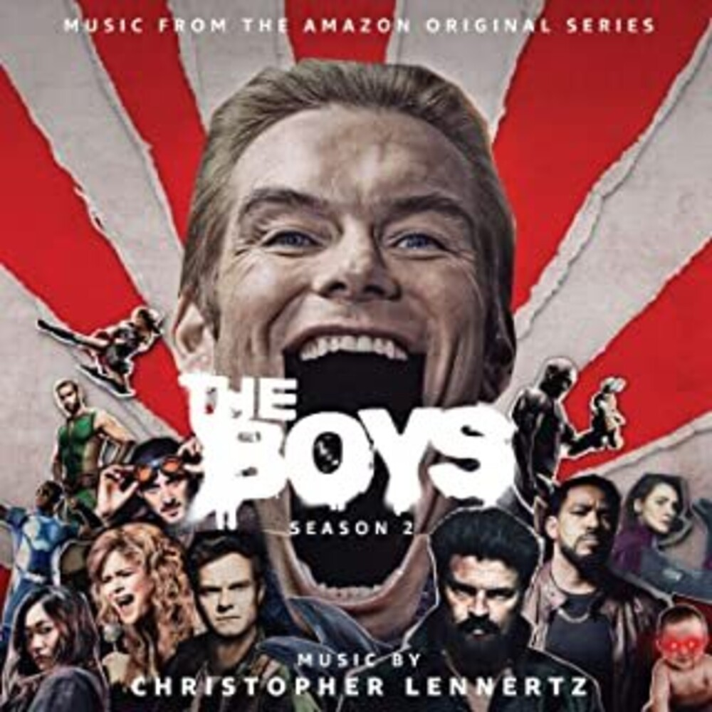 Christopher Lennertz Ita - Boys: Season 2 (Original Soundtrack)