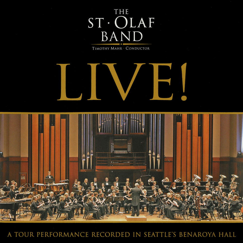 St. Olaf Orchestra - Live