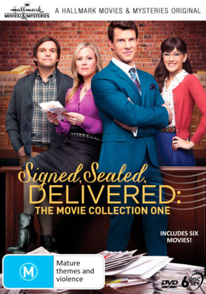 Signed Sealed & Delivered: The Movie Collection 1 - Signed, Sealed, Delivered: The Movie Collection One