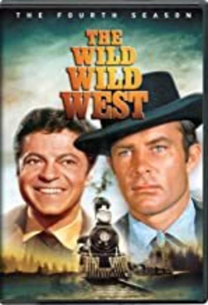 Wild Wild West: Fourth Season - Wild Wild West: Fourth Season (6pc) / (Box Full)