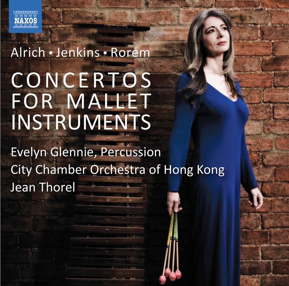 J. MACMILLAN - Concertos For Mallet