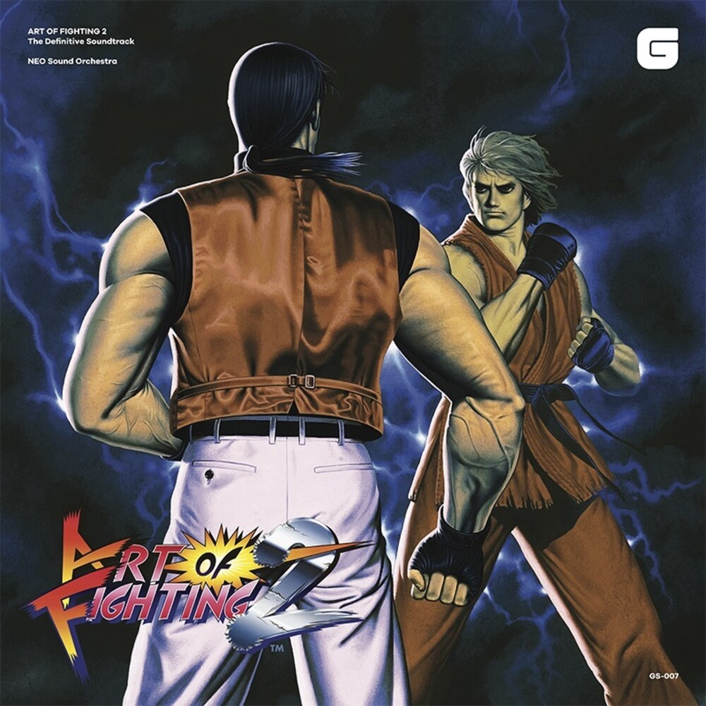 Snk Neo Sound Orchestra Org - Art Of Fighting II (Original Soundtrack)