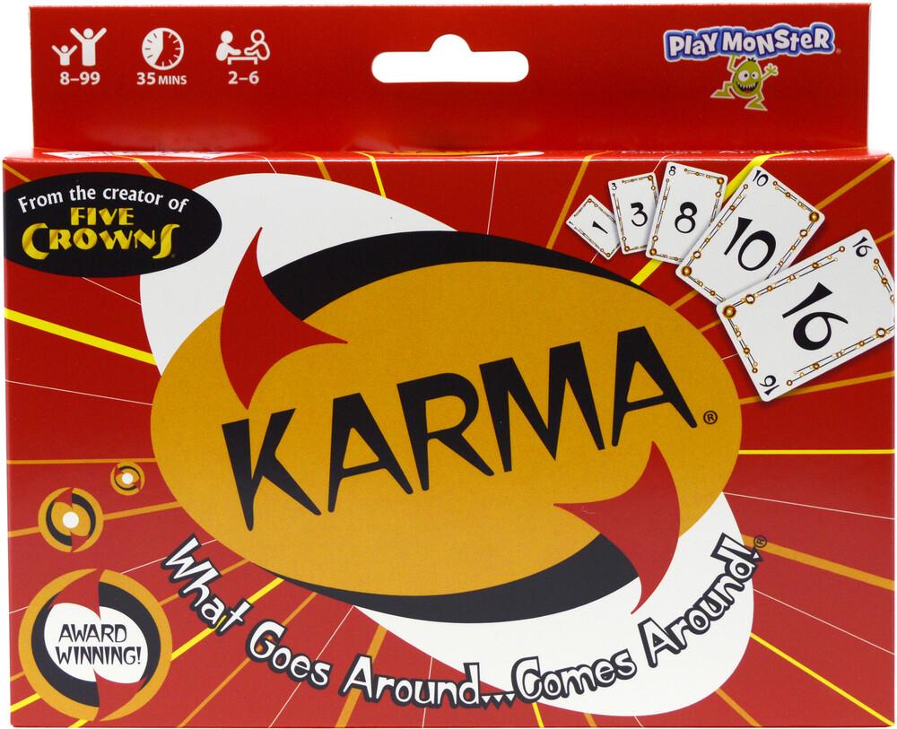 Karma What Goes Around Comes Around - Karma What Goes Around Comes Around