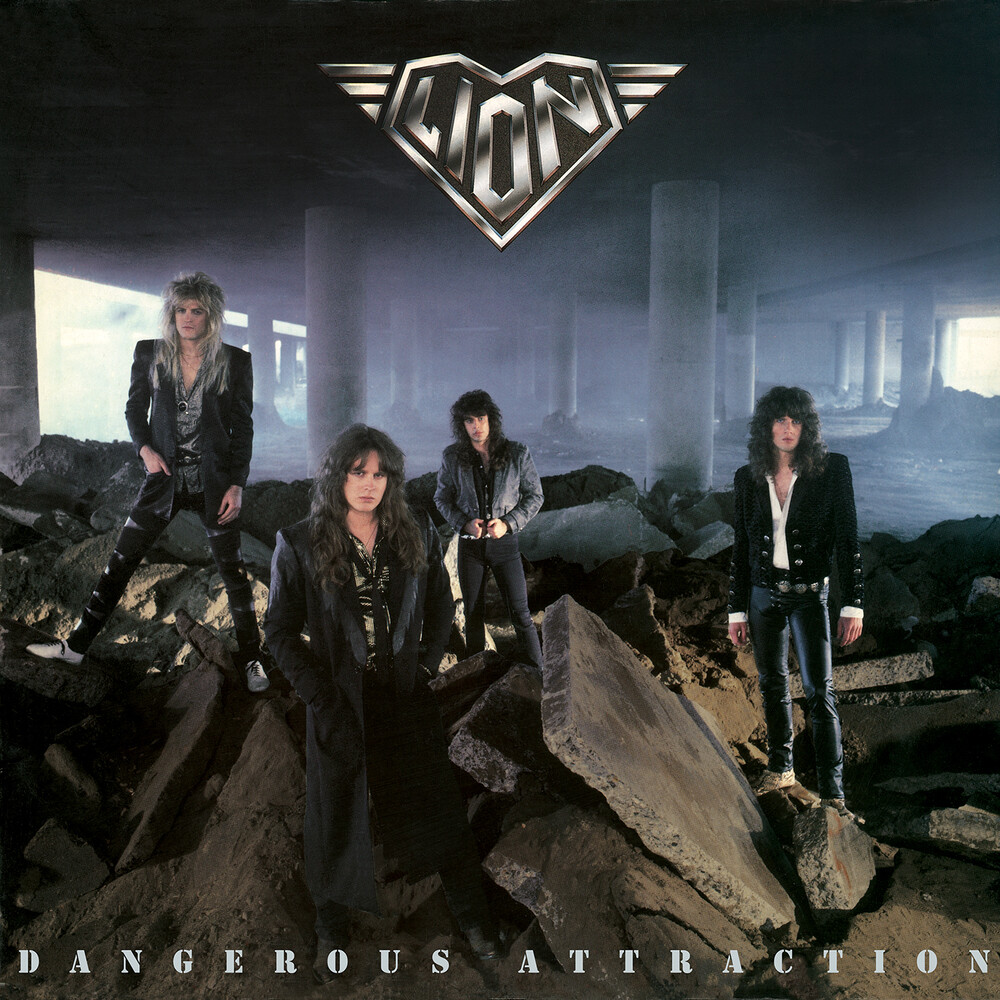 Lion - Dangerous Attraction [Deluxe] [With Booklet] (Coll) [Remastered] (Uk)