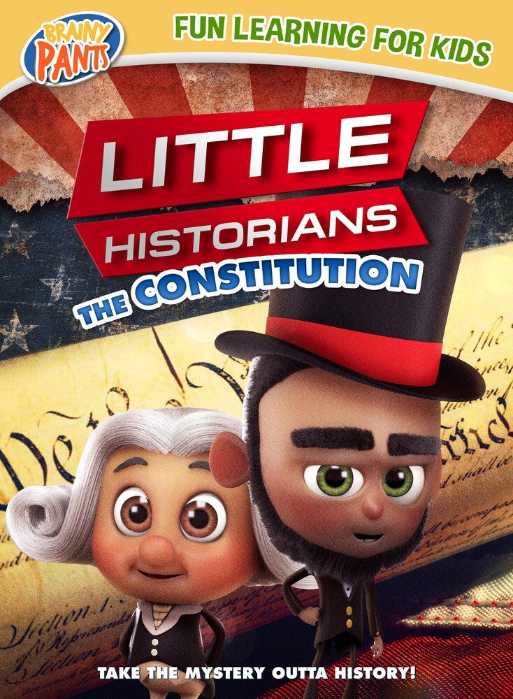 - Little Historians: The Constitution