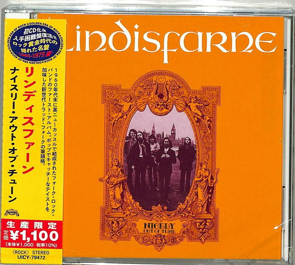 Lindisfarne - Nicely Out Of Tune (Bonus Track) [Reissue] (Jpn)