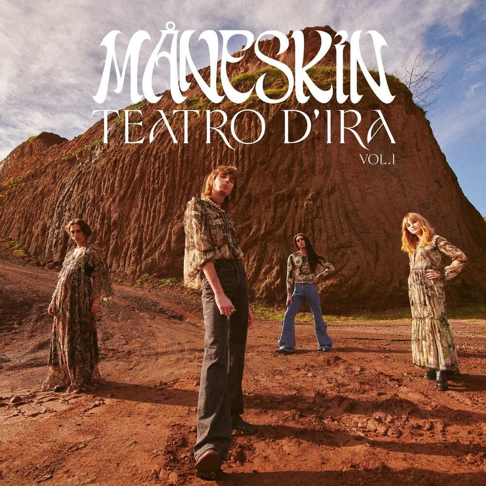 Maneskin - Teatro D'Ira: Vol. I [Transparent Orange Colored Vinyl]