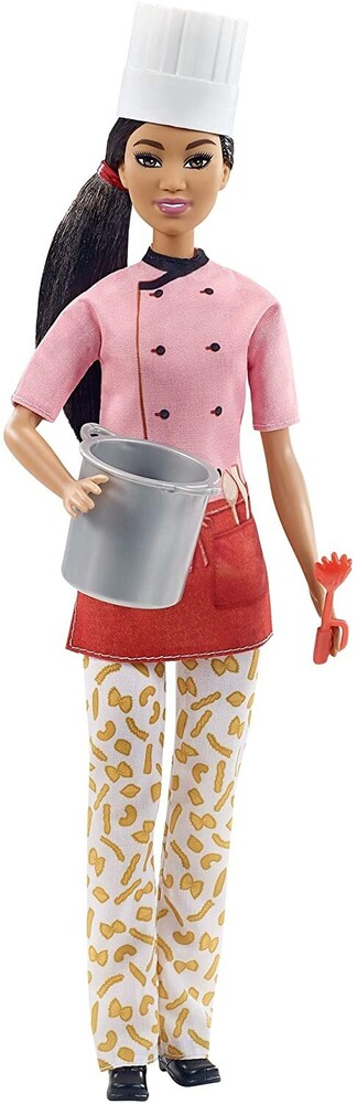 - Mattel - Barbie Pasta Chef, Brunette