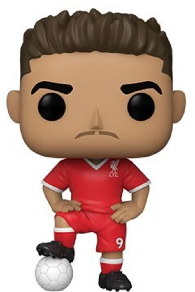 Funko Pop! Football: - Liverpool- Roberto Firmino (Vfig)