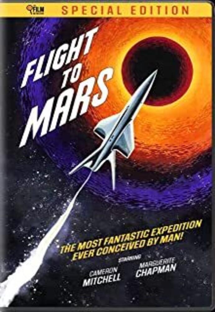 - Flight To Mars (1951) / (Spec)