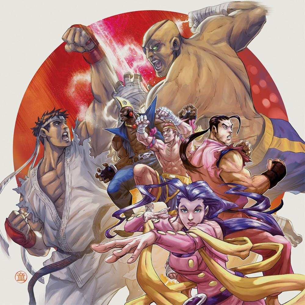 Capcom Sound Team - Street Fighter Alpha: Warriors' Dreams / O.S.T.