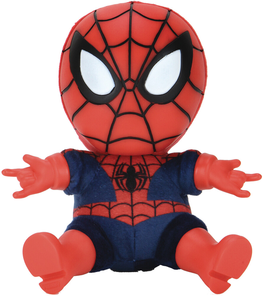 - Marvel Roto Phunny Classic Spider-Man 8in Plush
