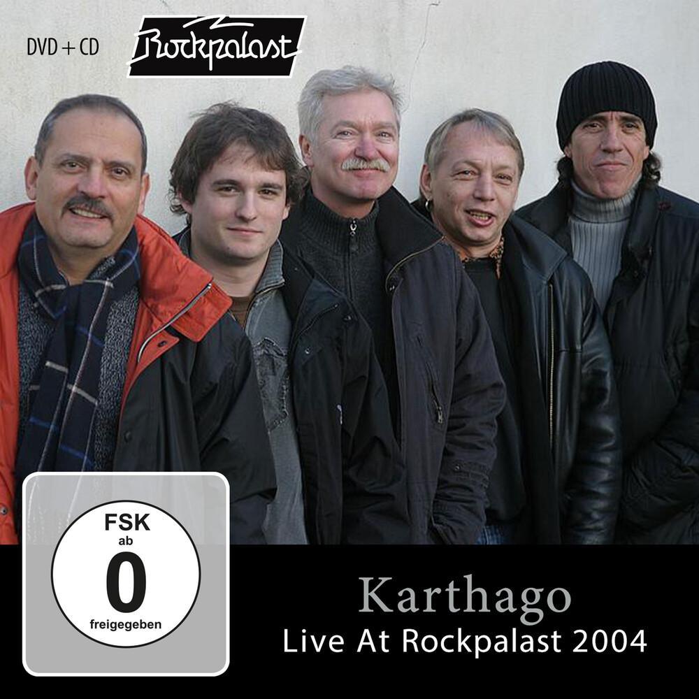 Karthago - Live At Rockpalast 2004 (W/Dvd)