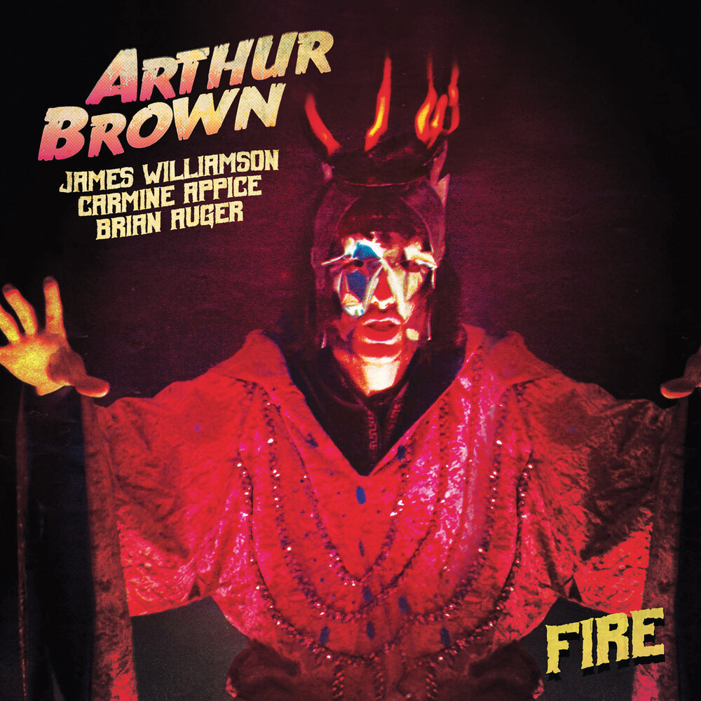 Arthur Brown - Fire [Colored Vinyl] [Limited Edition]