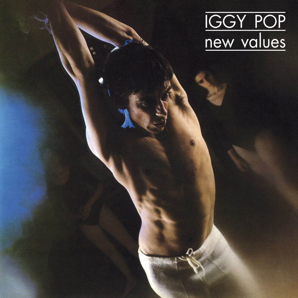 Iggy Pop - New Values (Hol)