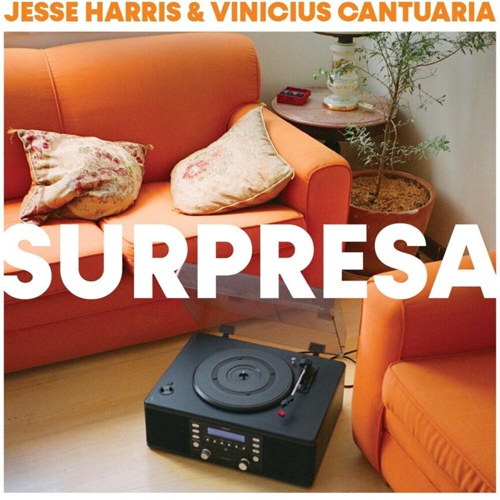 Jesse Harris  / Cantuaria,Vinicius - Surpresa