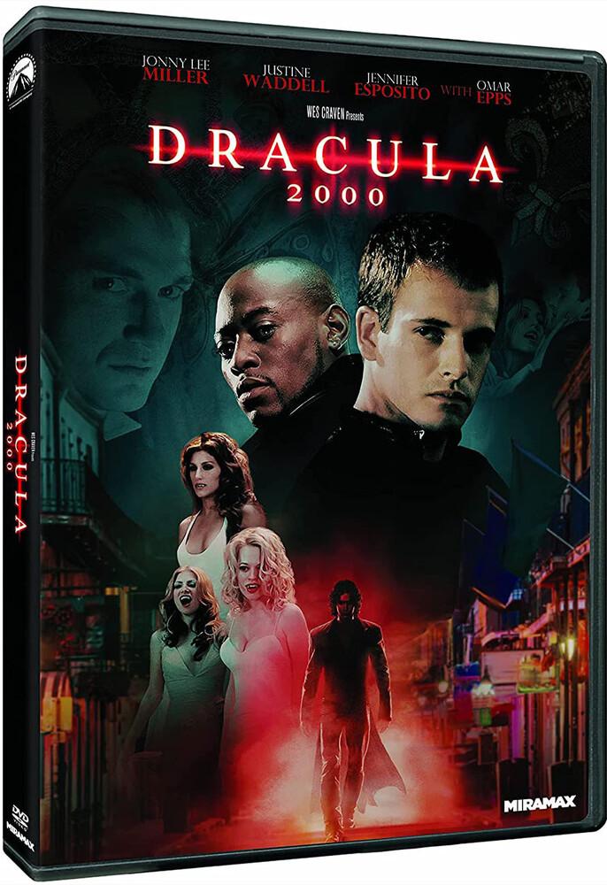Jennifer Esposito - Wes Craven Presents: Dracula 2000 / (Amar Dol Ws)