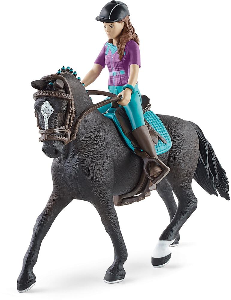 Schleich - Schleich Horse Club Lisa & Storm (Fig)