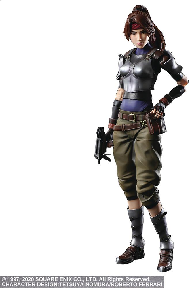 - Final Fantasy Viir Play Arts Kai Jessie Af (Afig)
