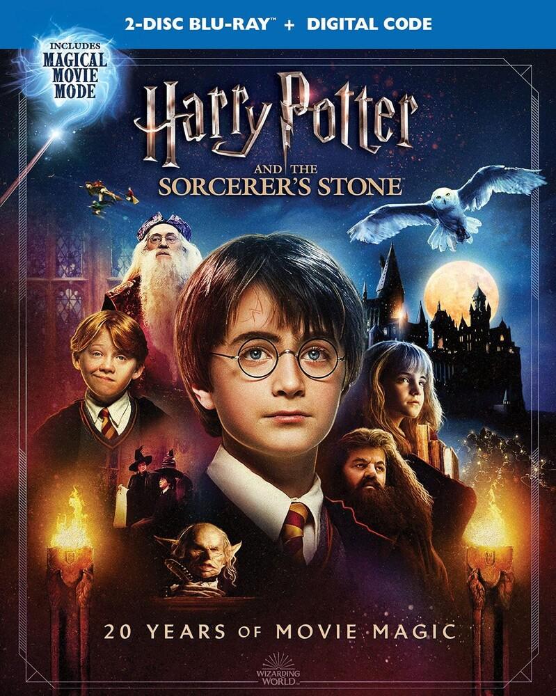 Harry Potter & the Sorcerer's Stone - Harry Potter & The Sorcerer's Stone (2pc) / (2pk)
