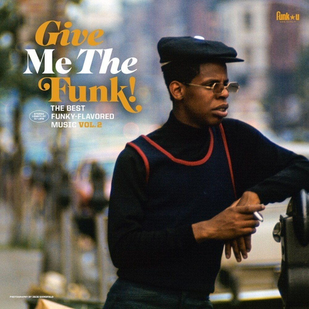 - Give Me The Funk Vol 2 / Various