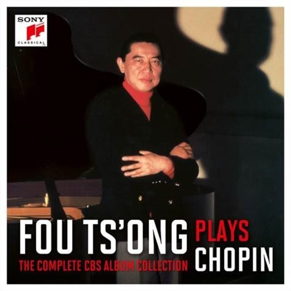 Chopin / Fou Ts'ong - Fou Ts'ong Plays Chopin: Complete Cbs Album Coll