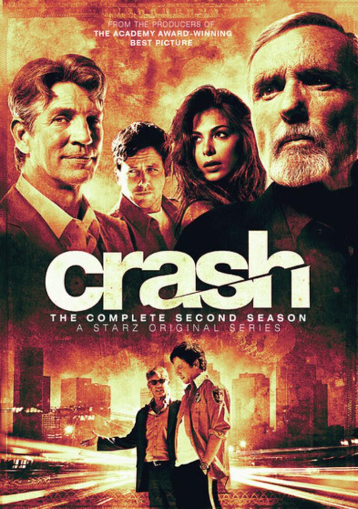 The Crash - Crash: Season 2 (4pc) / (Box Mod)