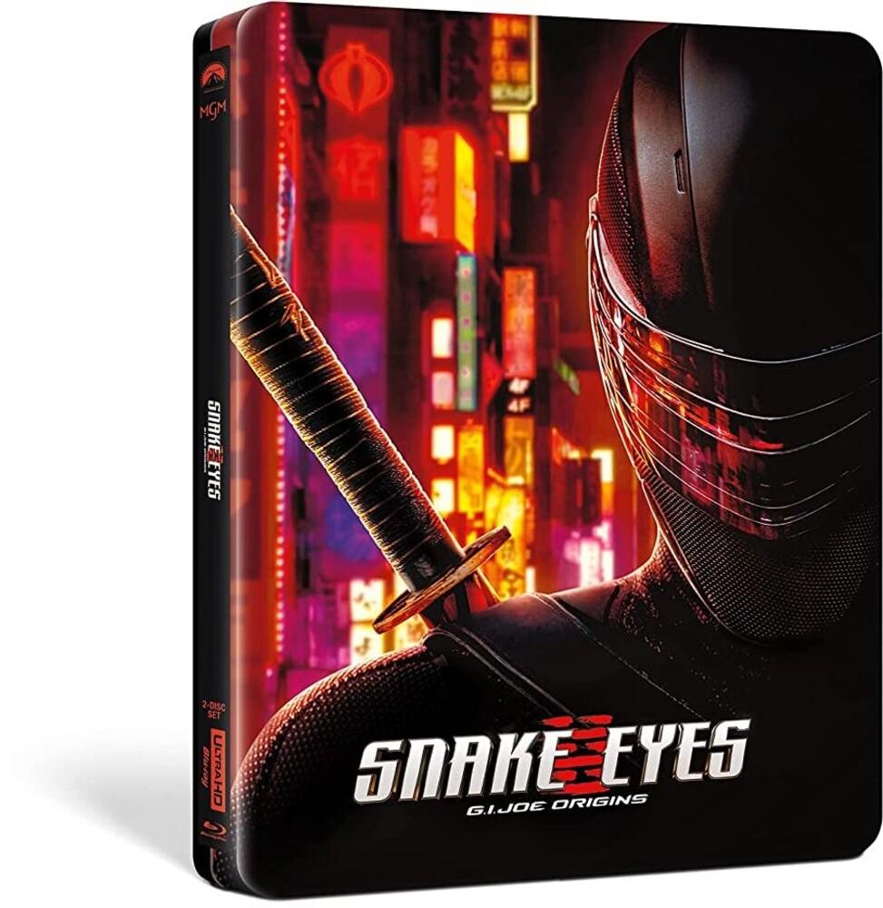 Snake Eyes: Gi Joe Origins - Snake Eyes: G.I. Joe Origins (Steelbook)