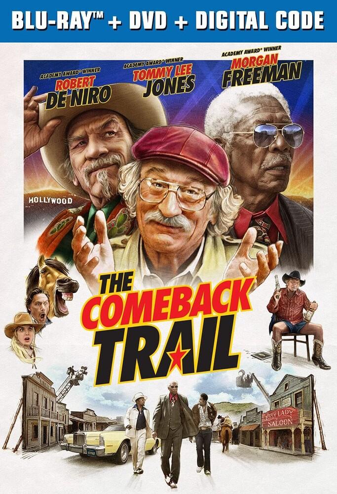 Comeback Trail - Comeback Trail (2pc) (W/Dvd) / (Digc)