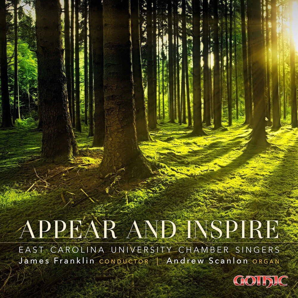 Various Artists - Appear & Inspire