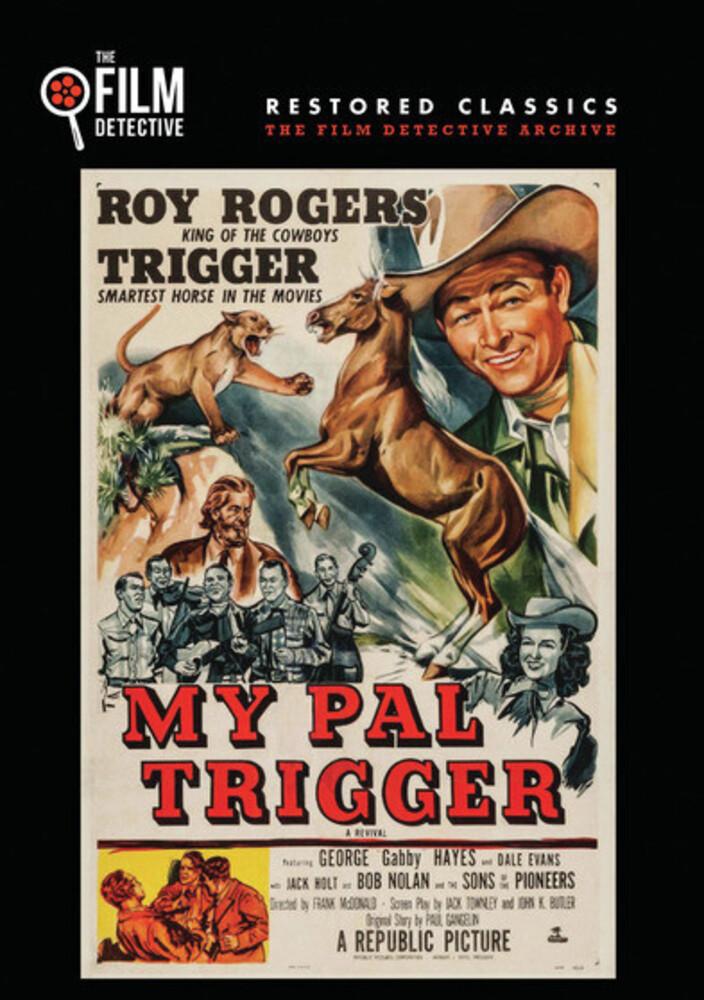 My Pal Trigger - My Pal Trigger / (Mod)