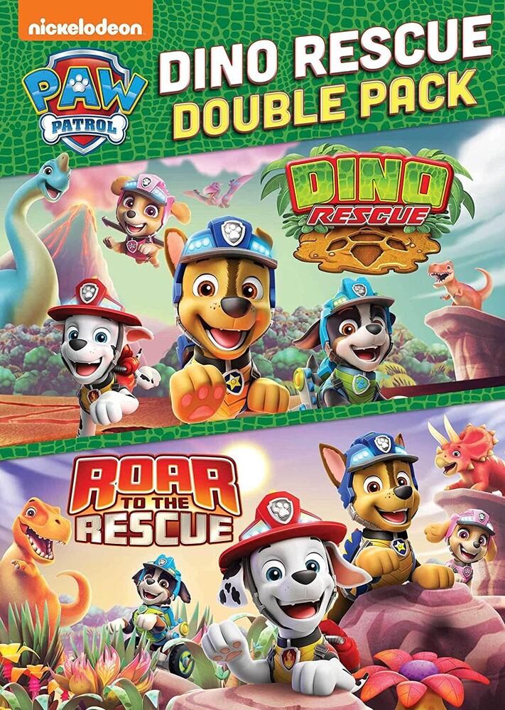 Paw Patrol: Dino Rescue Double Pack - Paw Patrol: Dino Rescue Double Pack (2pc) / (2pk)