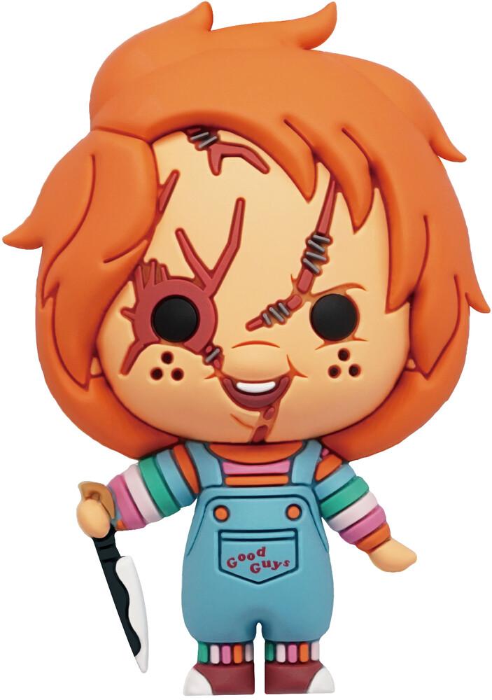 Chucky 3D Foam Magnet - Chucky 3d Foam Magnet (Mag)