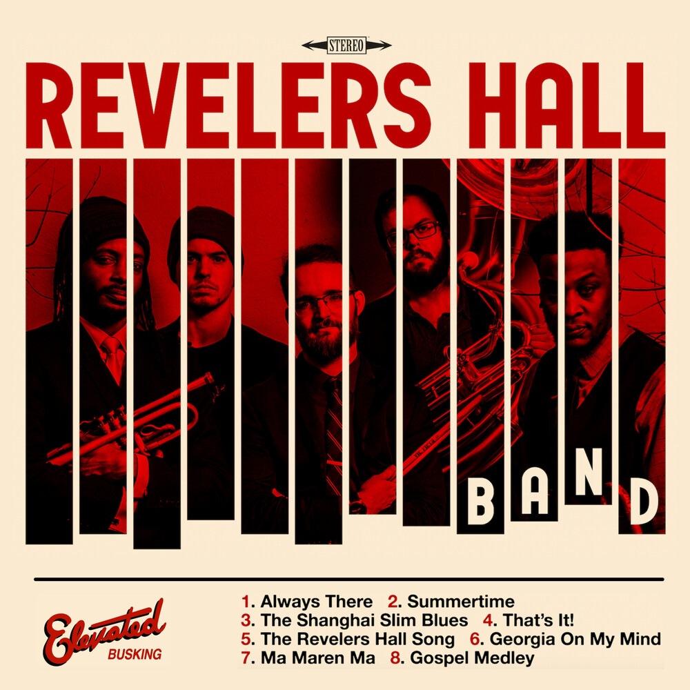Revelers Hall Band - Revelers Hall Band [Colored Vinyl] (Red)