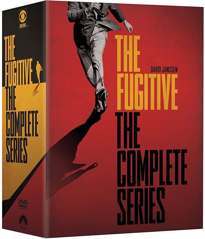 Fugitive - Fugitive: Complete Series (32pc) / (Box Full Mono)