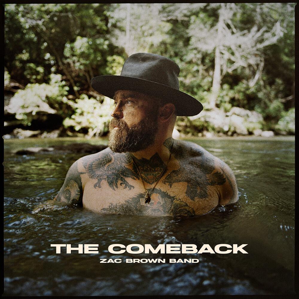 Zac Brown - The Comeback