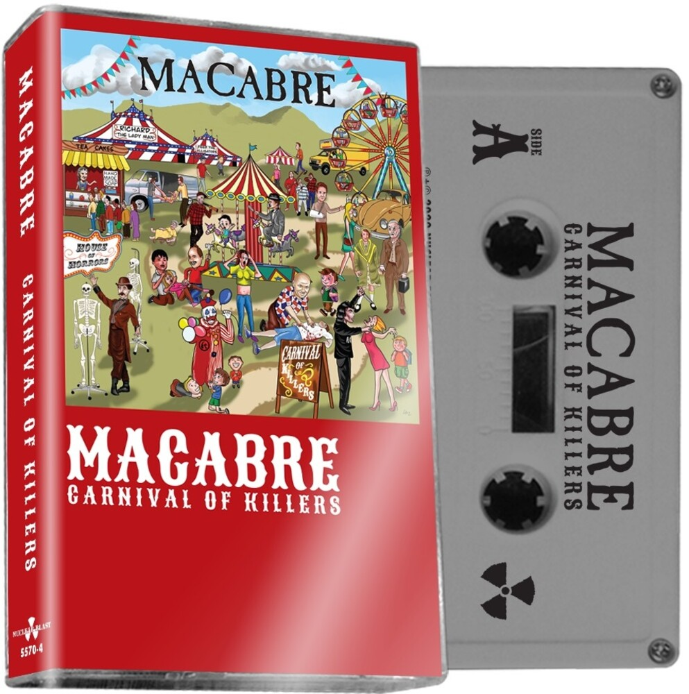 Macabre - Carnival Of Killers [Indie Exclusive] (Silver Cass) (Colc)