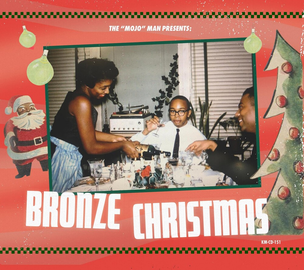 Bronze Christmas / Various - Bronze Christmas / Various