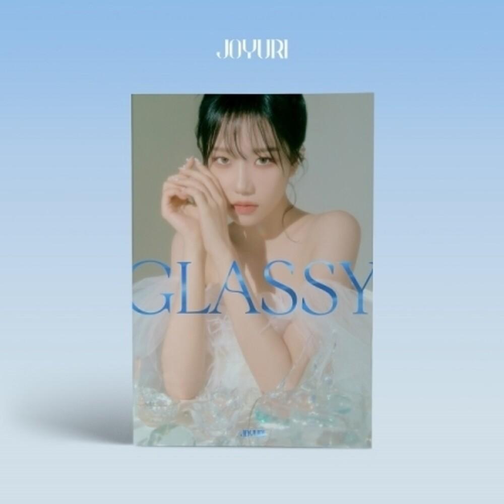 Joyuri - Glassy (incl. 64pg Photobook, 2x Photocards, Lenticular Photocard, 2x Stickers + Message Card + Holder)