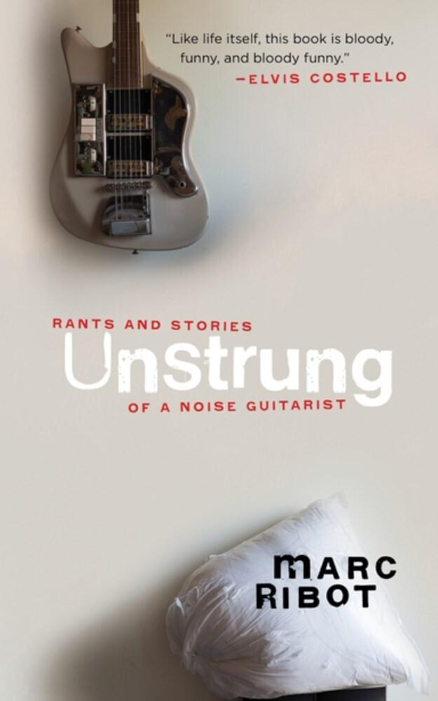 Marc Ribot - Unstrung (Hcvr)