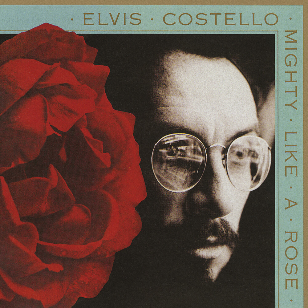 Elvis Costello - Mighty Like A Rose (Hol)