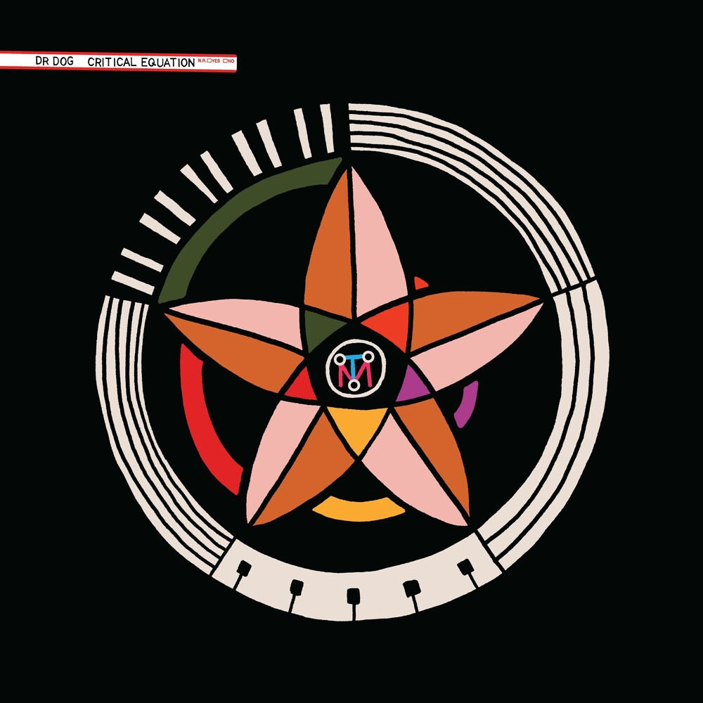 Dr. Dog - Critical Equation [LP]