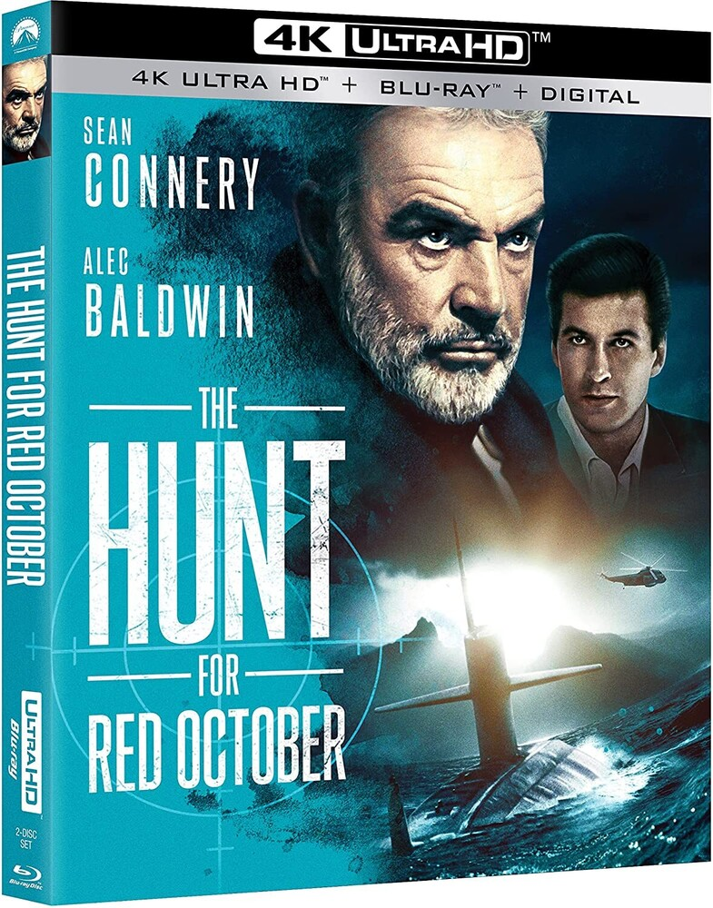 - The Hunt for Red October